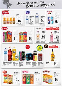 Ofertas de Ginebra  en el folleto de CashDiplo en Telde