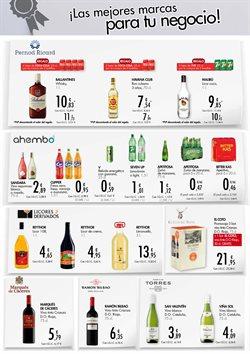 Ofertas de Bebidas  en el folleto de CashDiplo en Vecindario