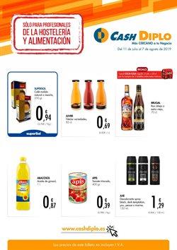 Ofertas de CashDiplo  en el folleto de Cádiz
