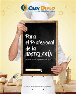 Ofertas de CashDiplo  en el folleto de Linares