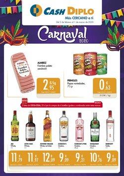 Ofertas de Hiper-Supermercados en el catálogo de CashDiplo en Santa María de Guía de Gran Canaria ( 10 días más )