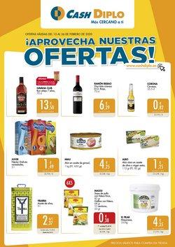 Ofertas de Hiper-Supermercados en el catálogo de CashDiplo en Granadilla de Abona ( 8 días más )