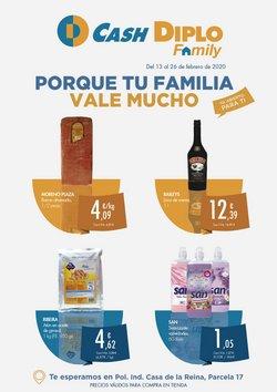 Ofertas de Hiper-Supermercados en el catálogo de CashDiplo en Rota ( 9 días más )