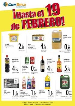 Ofertas de Hiper-Supermercados en el catálogo de CashDiplo en Granadilla de Abona ( Caduca mañana )