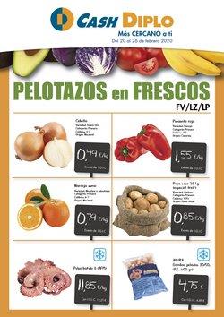 Ofertas de Hiper-Supermercados en el catálogo de CashDiplo en Vecindario ( 3 días más )