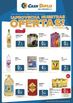 Ofertas de Hiper-Supermercados en el catálogo de CashDiplo en Las Palmas de Gran Canaria ( Publicado hoy )