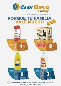 Ofertas de Hiper-Supermercados en el catálogo de CashDiplo en San Fernando ( Publicado hoy )