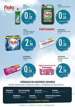 Ofertas de Detergente en cápsulas en CashDiplo
