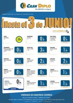 Catálogo CashDiplo en Granada ( 8 días más )