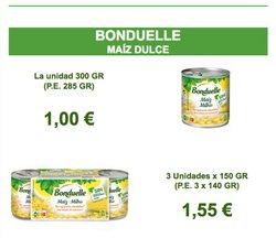 Ofertas de Bonduelle en el catálogo de CashDiplo ( 4 días más)