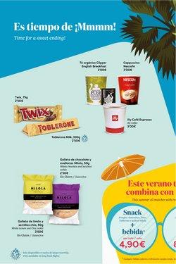 Ofertas de Galletas de chocolate en Air Europa