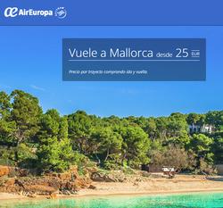 Ofertas de Air Europa  en el folleto de Madrid