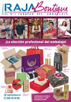 Ofertas de Rajapack  en el folleto de Madrid