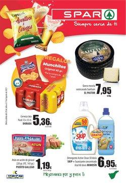 Ofertas de Hiper-Supermercados en el catálogo de Spar Tenerife ( 12 días más)