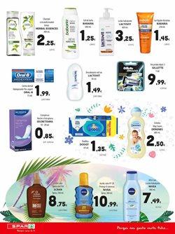 Ofertas de Desodorante roll on  en el folleto de Spar Tenerife en La Orotava