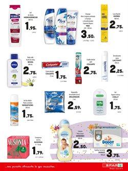 Ofertas de Champú  en el folleto de Spar Tenerife en La Orotava
