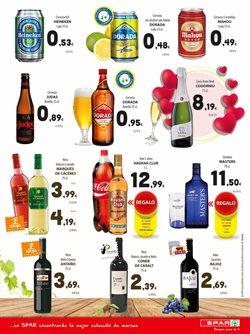 Ofertas de Vino blanco  en el folleto de Spar Tenerife en San Cristobal de la Laguna (Tenerife)
