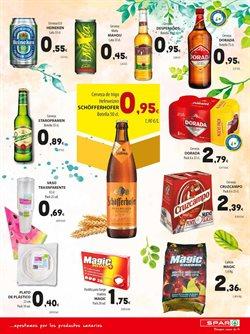Ofertas de Mahou  en el folleto de Spar Tenerife en Santa Cruz de Tenerife