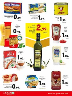 Ofertas de Aceite de oliva virgen extra  en el folleto de Spar Tenerife en La Orotava