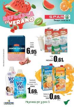 Ofertas de Spar Tenerife en el catálogo de Spar Tenerife ( 3 días más)