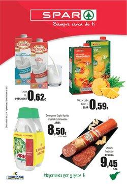 Catálogo Spar Tenerife ( Publicado ayer)