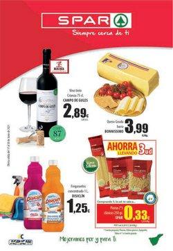 Catálogo Spar Tenerife ( Publicado hoy)