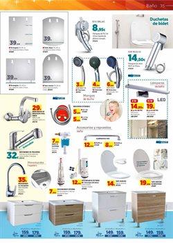 Ofertas de Grifo de lavabo  en el folleto de Mi Bricolaje en Madrid