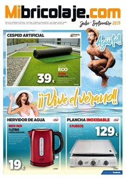 Ofertas de Jardín y bricolaje  en el folleto de Mi Bricolaje en Molina de Segura