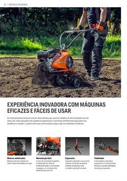 Ofertas de Motocultor eléctrico  en el folleto de Husqvarna en Madrid