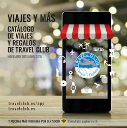 Ofertas de Travel Club  en el folleto de Madrid