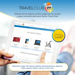 Ofertas de Indoor en Travel Club