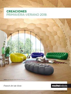 Ofertas de Roche Bobois  en el folleto de Valladolid