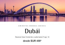 Ofertas de Emirates  en el folleto de Madrid