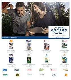 Ofertas de Coche, moto y recambios  en el folleto de Oscaro en Gava