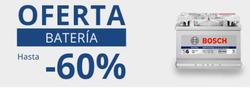 Ofertas de Batería de coche  en el folleto de Oscaro en Madrid