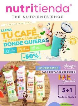 Ofertas de Salud y Ópticas en el catálogo de NutriTienda ( 7 días más)