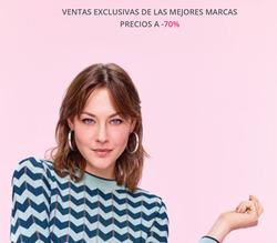 Ofertas de Showroomprive  en el folleto de Madrid