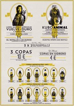 Ofertas de Kubo King  en el folleto de Fuenlabrada