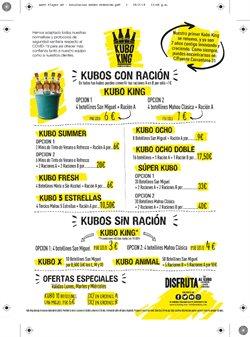 Catálogo Kubo King en Leganés ( 20 días más )