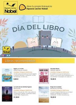 Catálogo Librerías Nobel ( 2 días más)