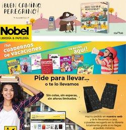 Ofertas de Librerías Nobel en el catálogo de Librerías Nobel ( Caducado)