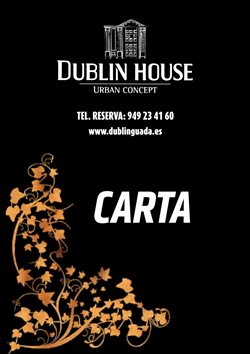 Ofertas de Dublin House  en el folleto de Palma de Mallorca