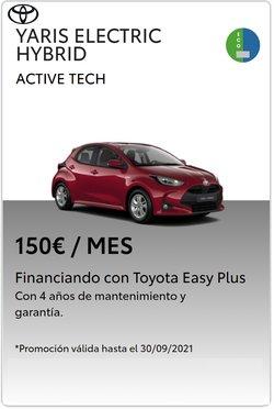 Catálogo Toyota ( 7 días más)