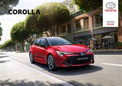 Ofertas de Toyota  en el folleto de Oviedo