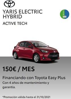 Ofertas de Toyota en el catálogo de Toyota ( 4 días más)