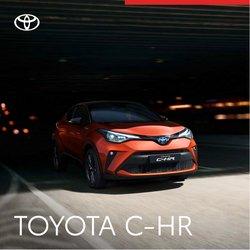 Catálogo Toyota ( Publicado ayer)