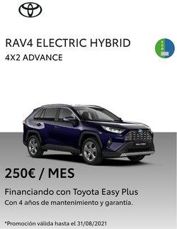 Catálogo Toyota ( 25 días más)