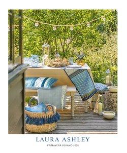 Catálogo Laura Ashley en Barcelona ( Más de un mes )