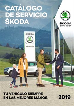 Ofertas de Skoda  en el folleto de Móstoles