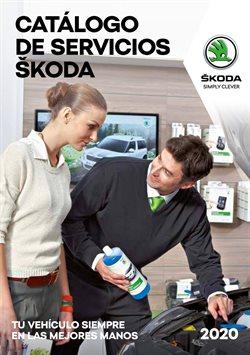 Ofertas de Coches, Motos y Recambios en el catálogo de Skoda en Mutxamel ( Más de un mes )